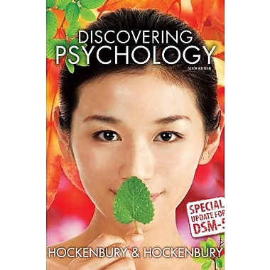 Discovering Psychology with DSM5 Update Used Book (9781464163494)