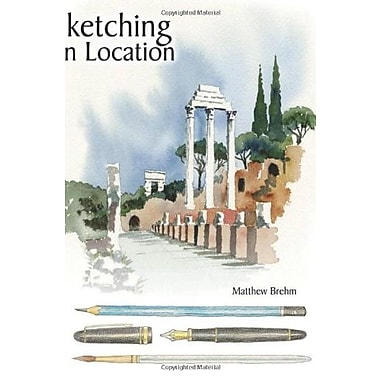 Sketching on Location, Used Book (9781465205261)