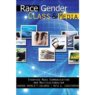 Race, Gender Class and Media: Studying Mass Communication and Multiculturalism, Used Book (9781465206688)