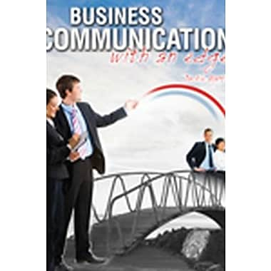 Business Communication with an Edge, Used Book (9781465207579)