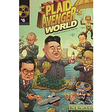 The Plaid Avenger's World: Nuclear Insecurity Edition, Used Book (9781465228604)