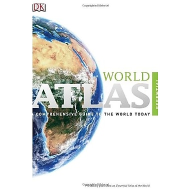 Essential World Atlas Used Book (9781465402288)