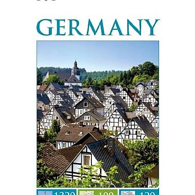 DK Eyewitness Travel Guide: Germany, Used Book (9781465411525)