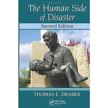 The Human Side of Disaster, Second Edition Used Book (9781466506855)
