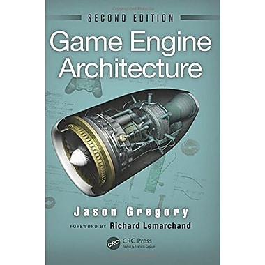 Game Engine Architecture, Second Edition, Used Book (9781466560017)
