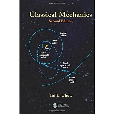 Classical Mechanics, Second Edition Used Book (9781466569980)