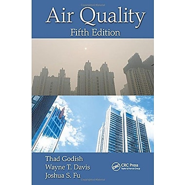 Air Quality, Fifth Edition, Used Book (9781466584440)