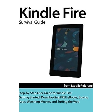 Kindle Fire Survival Guide, Used Book (9781467977777)