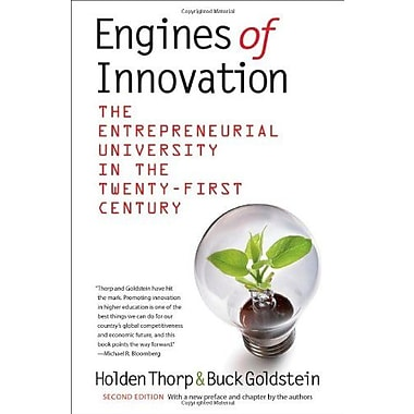 Engines of Innovation: The Entrepreneurial University in the Twenty-First Century Used Book (9781469609843)