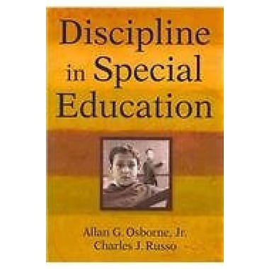 BUNDLE: Rothstein: Special Education Law, 5e + Osborne: Discipline in Special Education, Used Book (9781483334547)