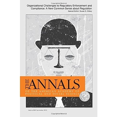 Organizational Challenges to Regulatory Enforcement and Compliance, Used Book