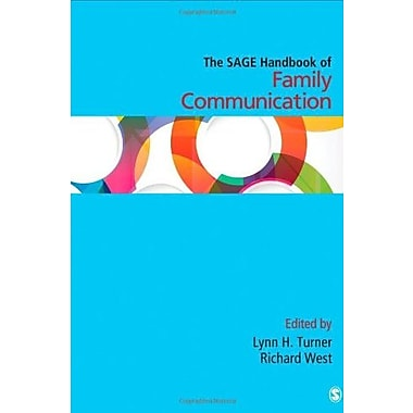 The SAGE Handbook of Family Communication, Used Book (9781483345956)
