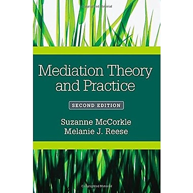 Mediation Theory and Practice, Used Book (9781483346854)