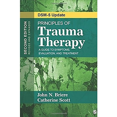 Principles of Trauma Therapy: A Guide to Symptoms, Evaluation and Treatment Used Book (9781483351247)