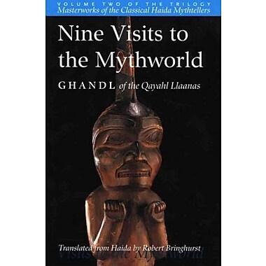 Nine Visits To The Mythworld, Used Book (9781550549706)