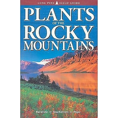 Plants of the Rocky Mountains, Used Book (9781551050881)