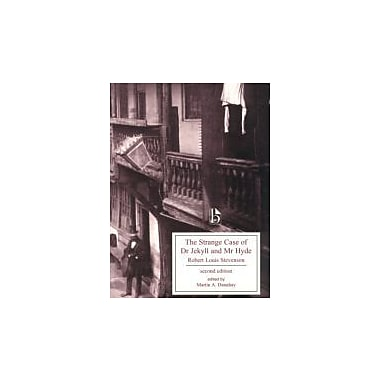 The Strange Case of Dr. Jekyll and Mr. Hyde, second edition (Broadview Edition), Used Book (9781551116556)