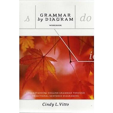 Grammar By Diagram Workbook, second edition, Used Book (9781551119014)