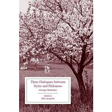 Three Dialogues between Hylas and Philonous, Used Book (9781551119885)