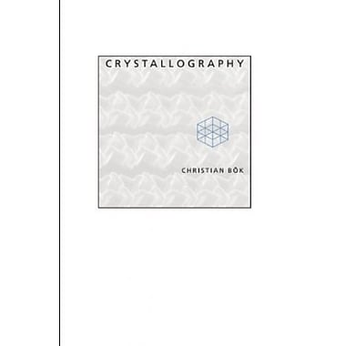 Crystallography, Used Book (9781552451199)