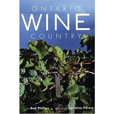 Ontario Wine Country, Used Book (9781552856499)