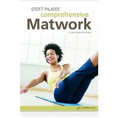 STOTT PILATES Manual - Comprehensive Matwork, Used Book (9781553602057)