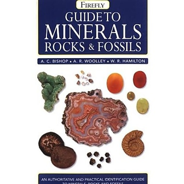 Guide to Minerals, Rocks and Fossils (Firefly Pocket series), Used Book (9781554070541)