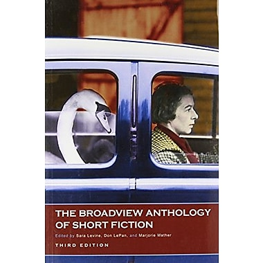 The Broadview Anthology of Short Fiction, third edition, Used Book (9781554811410)