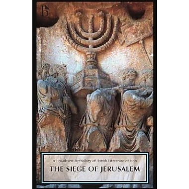 The Siege of Jerusalem: A Broadview Anthology of British Literature Edition, Used Book, (9781554811588)