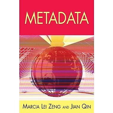 Metadata, Used Book (9781555706357)
