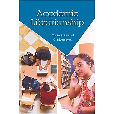 Academic Librarianship, Used Book (9781555707026)