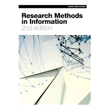 Research Methods in Information, Second Edition, Used Book (9781555709365)