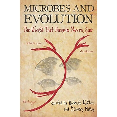Microbes and Evolution: The World That Darwin Never Saw, Used Book (9781555815400)
