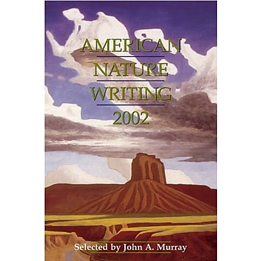 American Nature Writing: 2002, Used Book (9781555913151)