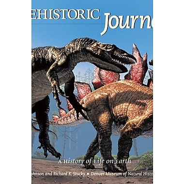 Prehistoric Journey: A History of Life on Earth, Used Book (9781555915537)