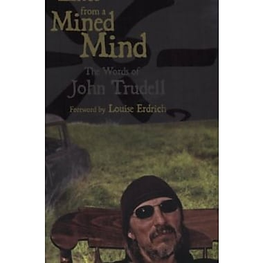 Lines from a Mined Mind: The Words of John Trudell, Used Book (9781555916787)