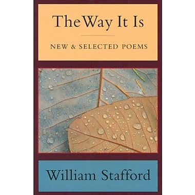 The Way It Is: New and Selected Poems, Used Book (9781555972844)