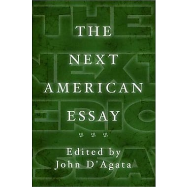 The Next American Essay, Used Book (9781555973759)
