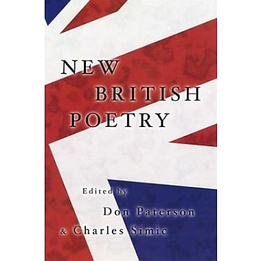 New British Poetry, Used Book (9781555973940)