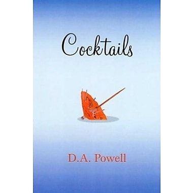 Cocktails: Poems, Used Book (9781555973957)