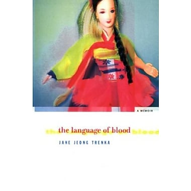 The Language of Blood, Used Book (9781555974268)