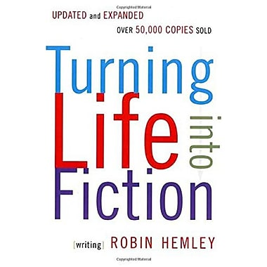 Turning Life into Fiction, Used Book (9781555974442)