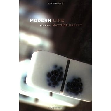 Modern Life: Poems, Used Book (9781555974800)