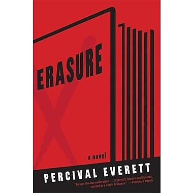 Erasure: A Novel, Used Book (9781555975999)