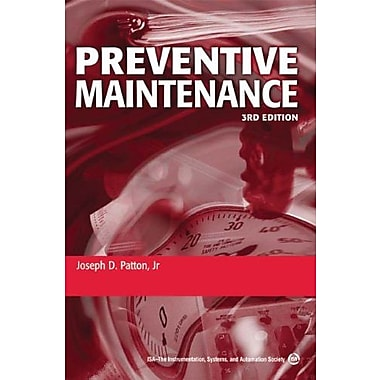 Preventive Maintenance, 3rd Edition, Used Book (9781556178757)