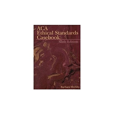 ACA Ethical Standards Casebook, Used Book (9781556202551)
