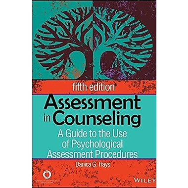 Assessment in Counseling: A Guide to the Use of Psychological Assessment Procedures, Used Book (9781556203183)