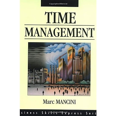 Time Management, Used Book (9781556238888)