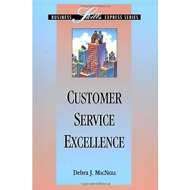 Customer Service Excellence, Used Book (9781556239694)