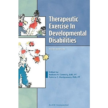 Therapeutic Exercise in Developmental Disabilities, Used Book (9781556426247)